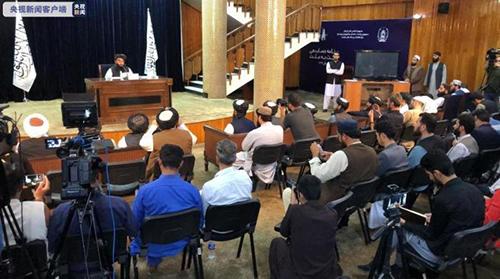 阿富汗塔利班宣布组建新政府