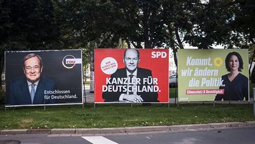 德国大选初步计票结果出炉