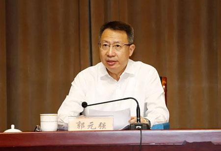 郭元强任武汉市委书记